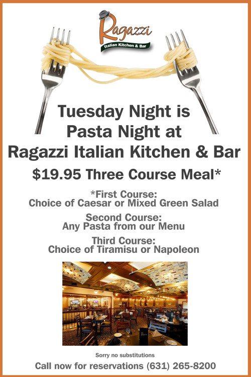 Ragazzi-pasta-night